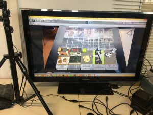 Augmented Reality Project Management Game